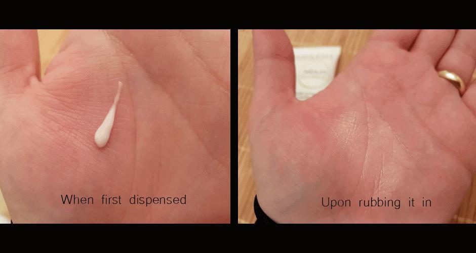Bioderma Sebium Pore Refiner before after usage