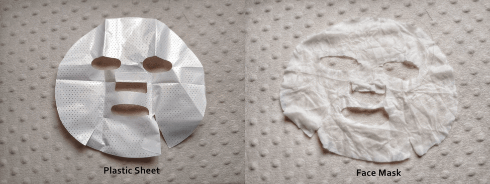 Watsons Facial Mask Aloe Vera sheet mask