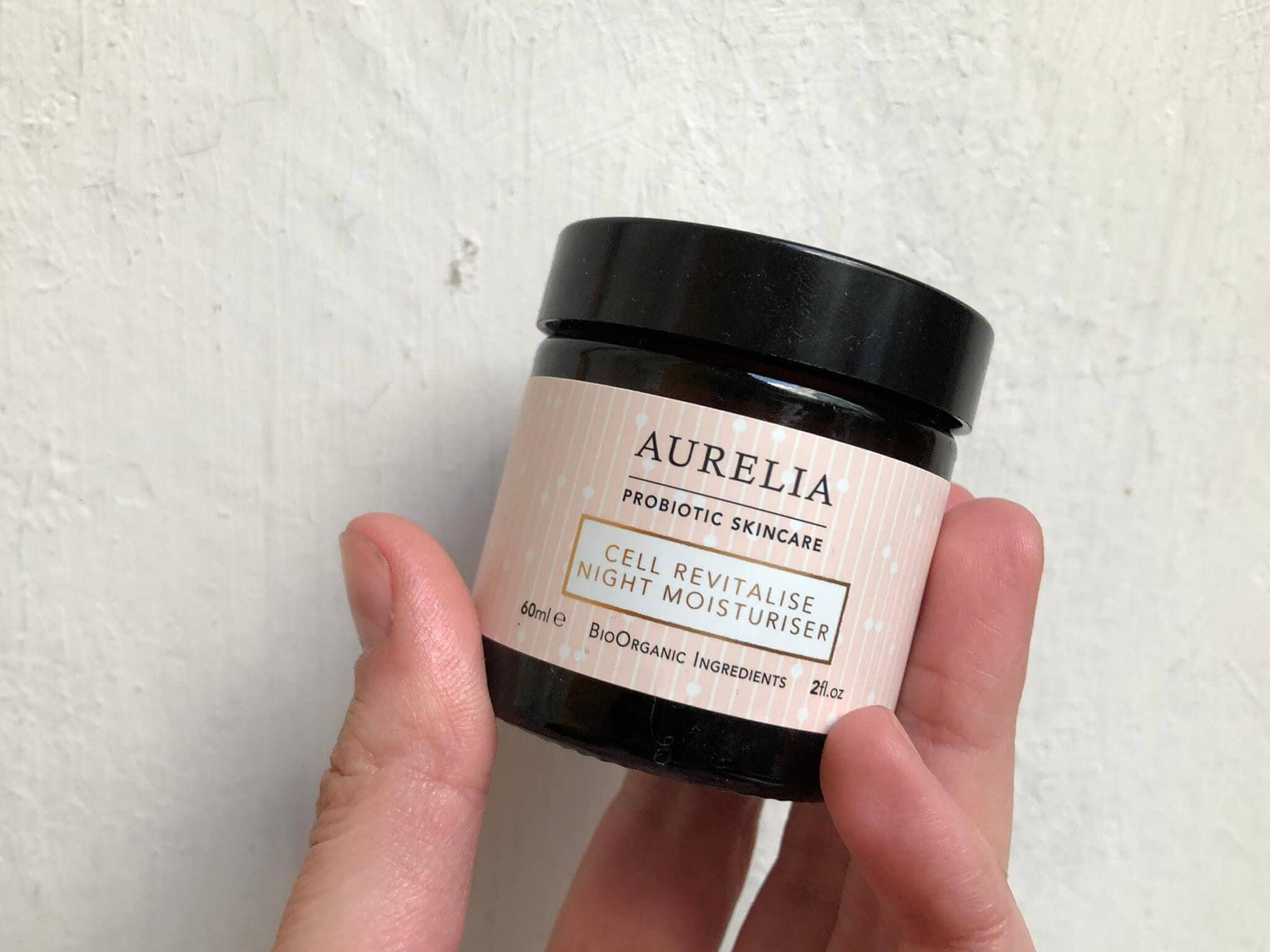 Aurelia Skincare Cell Revitalise Night Moisturiser