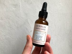 aurelia skincare cell night repair oil