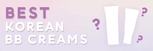 best korean bb creams