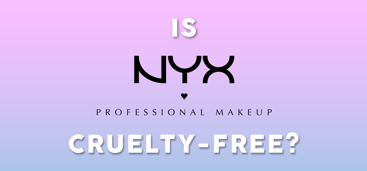 Is NYX cruelty free