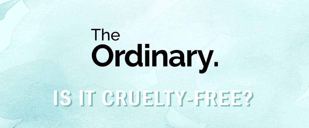 Is the ordinary cruelty free