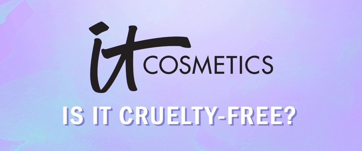 Is IT Cosmetics cruelty free
